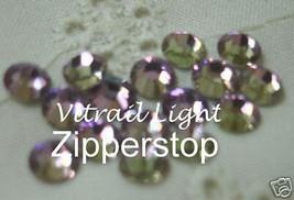 72 Swarovski Crystal Rhinestones ~ 30ss ~ Vitrail Light - $13.37