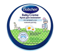 Cream for babies Bubchen - $21.30
