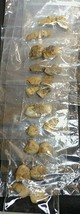 Lot of Twenty-Two Elk Teeth Collection Jewelry, Craft Supply - $149.99
