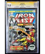 Iron Fist #1 (Marvel, 1975) CGC 9.0 - $272.25