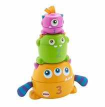 Fisher-Price Stack & Nest Monsters - $12.07