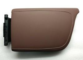 Buick Enclave 2018+ chestnut leather center floor seat console armrest l... - $50.00