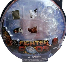 Star Wars Series 1 Fighter Pods 4pk lot of 6 - $29.95
