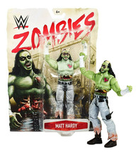 "WWE Zombies Matt Hardy 6"" Figure New in Package - $18.88"