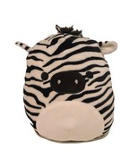 "Squishmallow, 8 Inch 8"" Zebra, Black, White Stripe. Freddie Plush Stuffe... - $10.36"