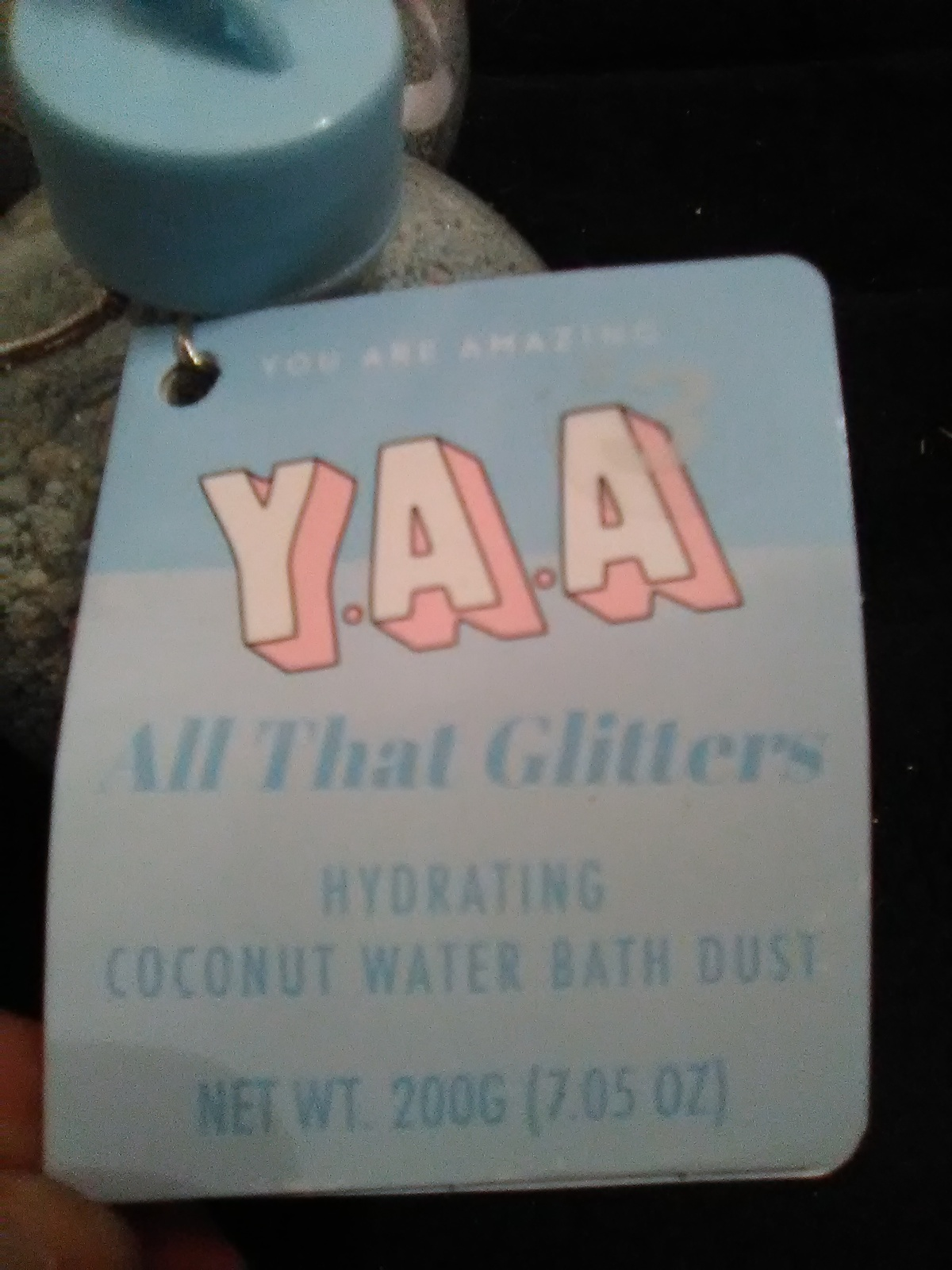 Bath Dust For Soaking