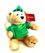 FAO Schwarz Statue of Liberty Bear NYC Plush Collector Teddy New Stuffed... - $18.31