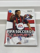 FIFA Soccer 09 All-Play (Nintendo Wii, 2008) - $7.91