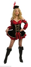 Secret Wishes Pirate Booty Adult Medium Costume - $51.90