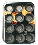 T-Fal Commercial II Titanium Reinforced Long Lasting Non Stick 12 Cup Mu... - $33.99