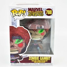 Funko Pop! Marvel Zombies Zombie Gambit #788 Bobble-Head Vinyl Figure