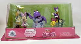 Disney Minnie Mouse Happy Helpers Figures Play Set Daisy Clarabelle Hilda  - $23.76