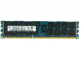 HYNIX HMT42GR7MFR4C-PB 16GB (1X16GB) 2RX4 PC3-12800R DDR3 MEMORY