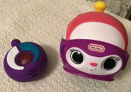 Little Tikes Fantastic Firsts Spinning RC - Purple, Perfect 1st RC Toy, 647529  - $14.25