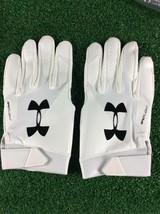 Team Issued Baltimore Ravens Under Armour Spotlight 4xl Football Gloves - $19.99