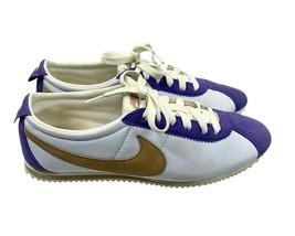 Nike Lady Cortez 487647-500 Nylon Purple Retro Sneakers Athletic Shoes S... - $82.79