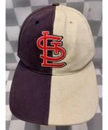 St Louis Cardinals Béisbol Abierto Color MLB Ajustable Adulto Gorra - $12.11