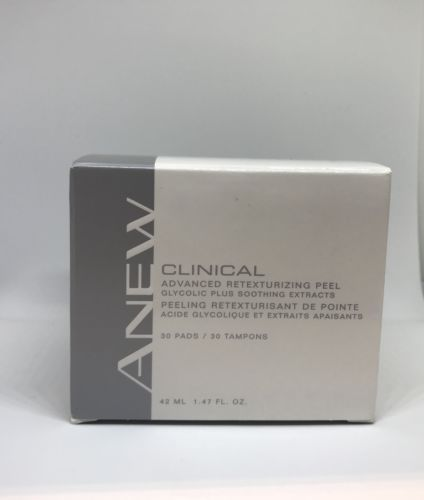 Avon ANEW Clinical Advanced Retexturizing Peel 30 Pads