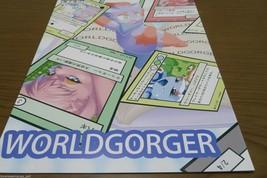 Doujinshi Pokemon Mlp Yokai Watch (B5 16pages) Worldgorger Kareha Kitsune Furry - $18.99