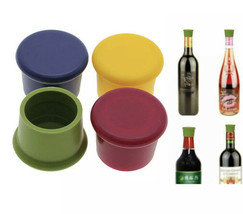20 Pack Silicone Corks Cover Reusable Wine Beer Bottle Cap Stopper Home ... - $14.99