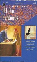 All The Evidence [Oct 01, 1992] M.J. Rodgers