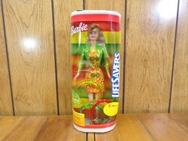 "Life Savers Candy ""School Cool"" Blond 2001 Barbie w/ Bracelets Special Edition - $7.85"