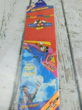 Vintage TOY BIZ Mickey Mouse Delta Wing Kite Sealed Spectra Star Disney ... - $9.89