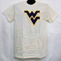 West Virginia Mountaineer's Tan Tee Shirt - $13.29