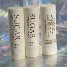 NEW 3x Fresh Sugar Lip Treatment Untinted SPF 15 Feels Soooo Good
