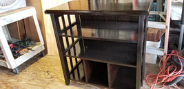 TV Stand up to 36 x 20 x 36 custom order color,size,shelves,etc - $411.80
