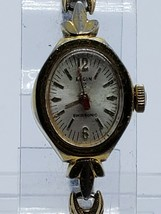 Vintage Elgin Brand Ladies Watch Needs Battery - $26.99