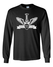 626 The Nights Watch Long Sleeve Shirt honor the black wall crows lord commander - $18.00+
