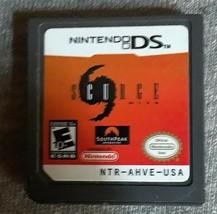 Scurge: Hive Nintendo DS, 2006) Patrone nur Selten Spiel Authentic USA R... - $19.31