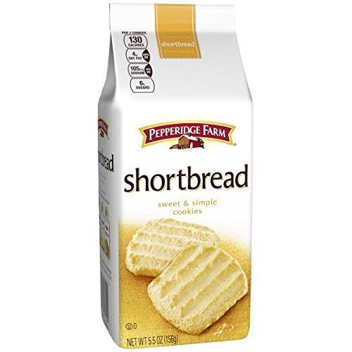 Pepperidge Farm Shortbread Cookies, 5.5 oz. Bag image 9