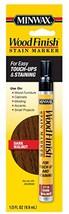 Minwax 63487000 Wood Finish Stain Marker, Dark Walnut - $7.96