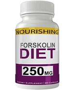 Nourishing Forskolin for Weight Loss Pills Tablets Supplement - Capsules with Na - $39.95