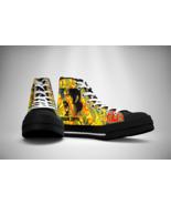 FRANK ZAPPA  3D Print Canvas Shoes - $24.99+