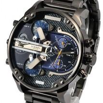 Diesel Men's DZ7331 Mr Daddy 2.0 Gunmetal-Tone Stainless Steel Watch - $158.43 CAD