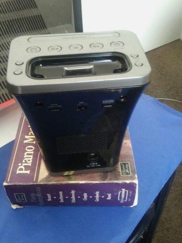 iHOME iP21 30-PIN iPod or iPhone Alarm Clock and 50 similar