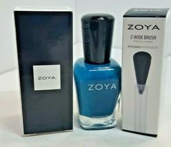 Zoya Nail Polish TALIA.5 oz +  Z-WIDE BRUSH - $12.34