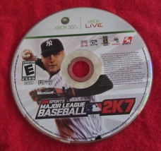 Major League Baseball 2K7 (Microsoft Xbox 360, 2007) - $4.94