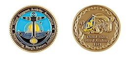 NAVY FUTURE LEADERS UNITED STATES NAVAL ACADEMY ANNAPOLIS 1845 CHALLENGE... - $17.09