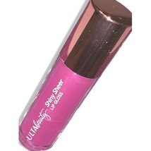 Ulta Shiny Sheer Lip Gloss, Lollipop (.06 Oz Travel Size) - $7.91