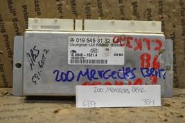 1998-2000 Mercedes C-Class ABS Braking System 0195453132 Module 354-6B7 - $18.49