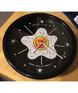 Vtg Birth Of A Star...or Fried Egg In Space Clock - $23.36