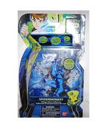 Ben 10 Alien Force Deluxe DX Alien Collection Action Figure - Spidermonkey - $39.90
