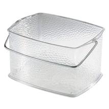 InterDesign Rain Bathroom Vanity Organizer Basket for Heath and Beauty P... - $23.98