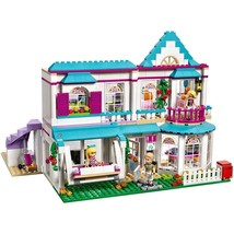 LEGO Friends Stephanie's House 41314 Toy for 6-12-Year-Olds  - $87.89