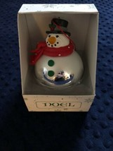 New in Box Department 56 Snowman Christmas Ornament - $9.89