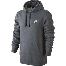 Nike Mens Club Fleece Pullover Hoodie 804346-071 - $49.95